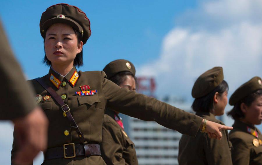 фотографии из Кореи