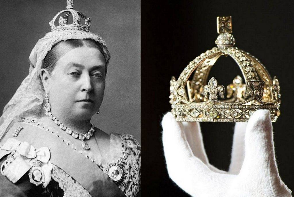 Корона Британской империи