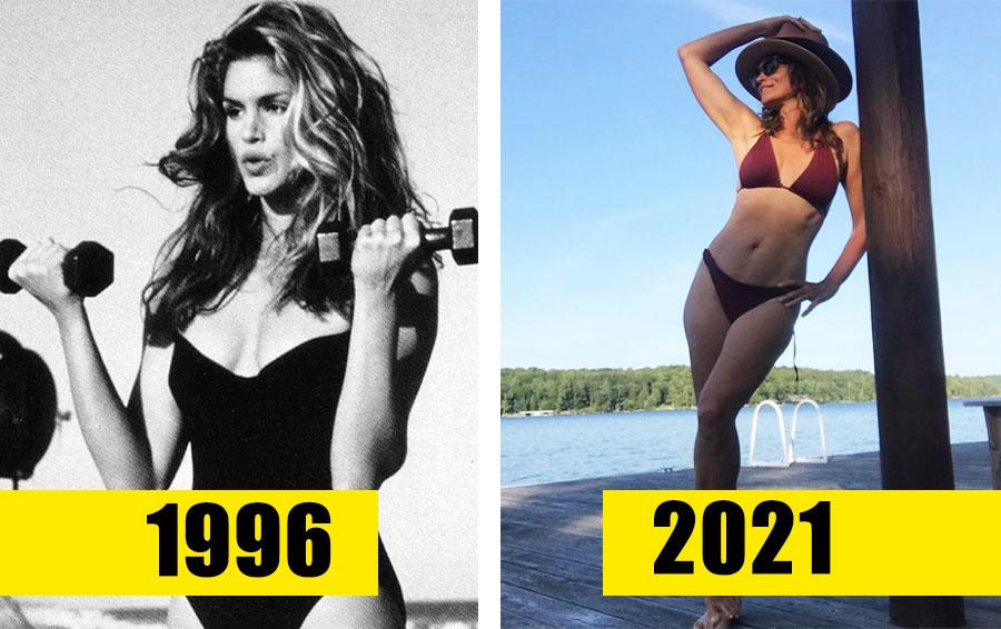 Формула красоты и молодости от Синди Кроуфорд